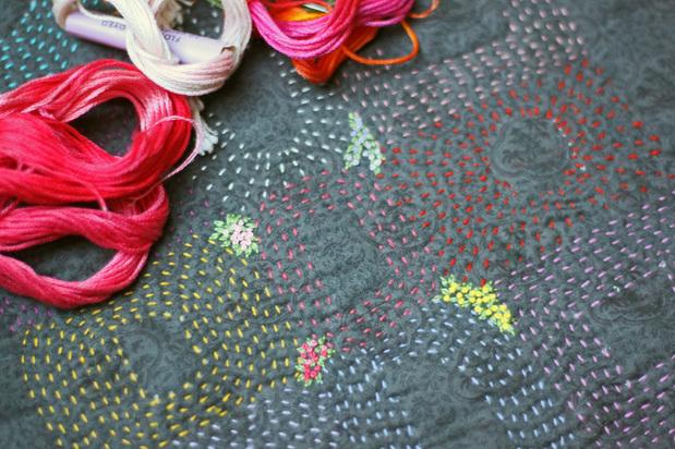 En cours... page textile n°5