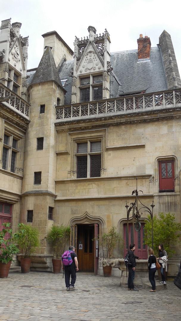 Musée de Cluny, Vᵉ arrondissement de Paris