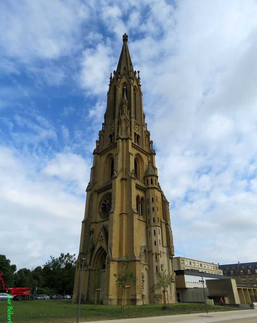 Metz en Moselle  (57)