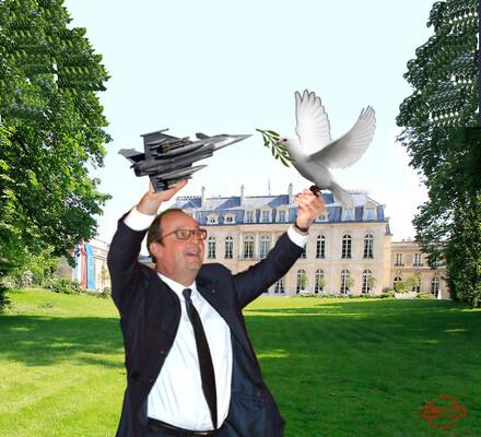 Hollande guère épais