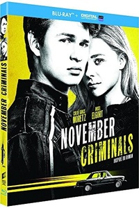 [Test Blu-ray] November Criminals