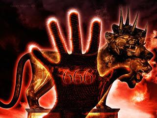 l'antichrist arrive: