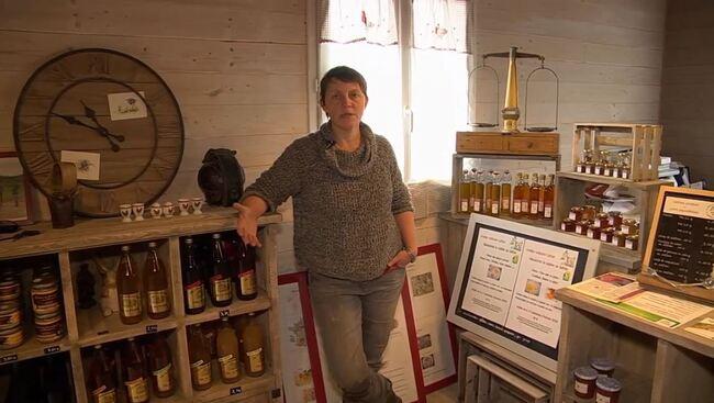 Visite de la ferme du Charme du Moulin avec l'OT de Châtillon-sur-Seine