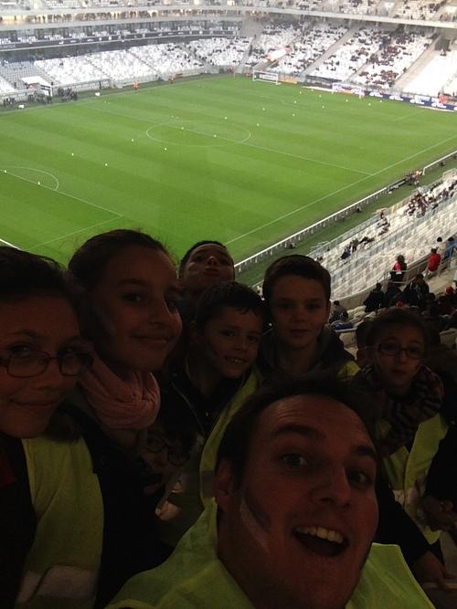 Jeunes au stade 2016-2017