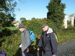 La randonnée du 22 octobre à Chicheboville
