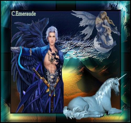 Le prince bleu !