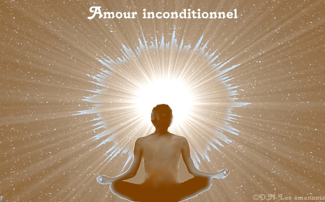 L'AMOUR INCONDITIONNEL PEUT GUERIR