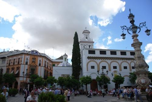 Promenade dans Séville