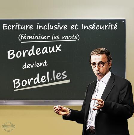 Bordeaux bordel