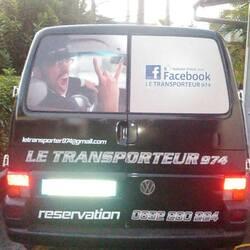 Le Transporteur pour vos soirées ou autres