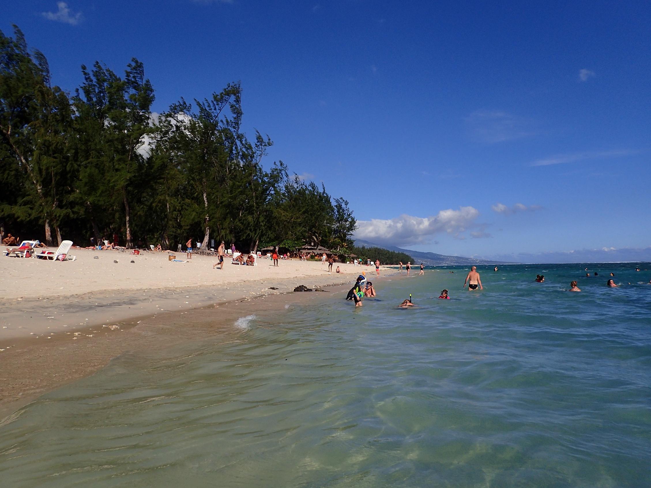 plage de l'Ermitage la Réunion