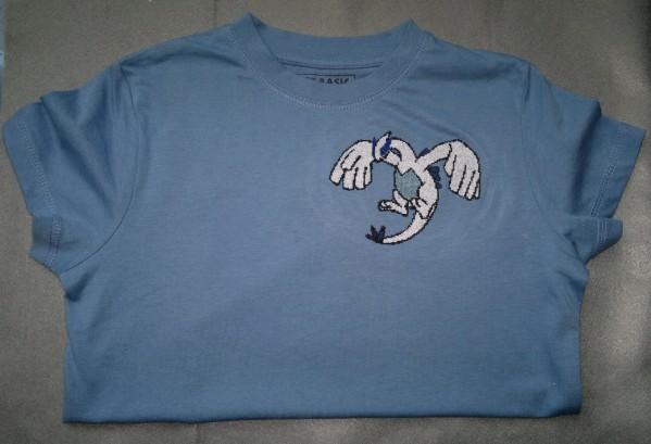 tee-shirt pokemon