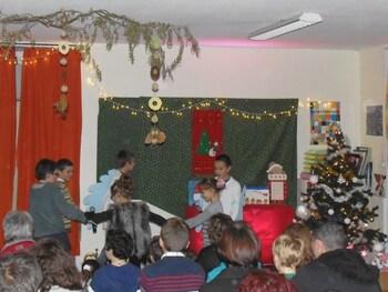 Spectacle de Noël - 18/12/15