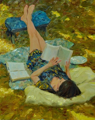 Soirée lecture ...