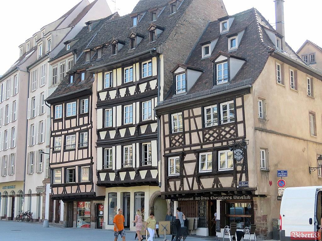 Strasbourg  en Alsace  -1
