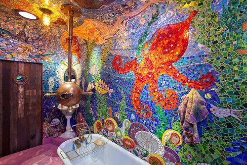 Sélection de salles de bains par Bored Panda