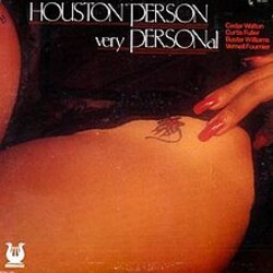 Houston Person - Very Personal - Complete LP