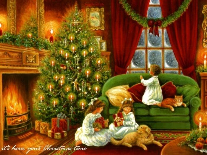 Guide Des Traditions De Noël Québécoises