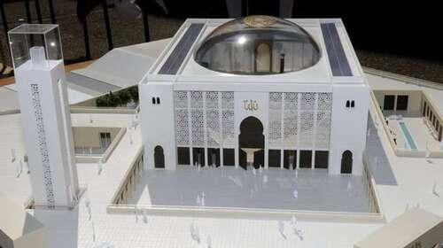 Grande mosquée de Metz : le bail a été signé (15 euros par an)