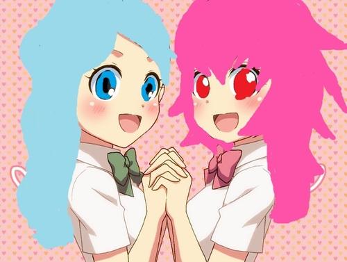 tsukimura et lina (moi)