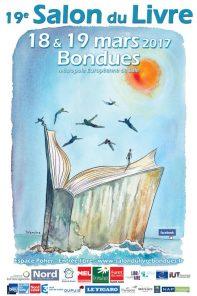 Salon du livre de Bondues - Dédicace