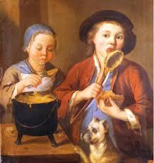 """Résultat de recherche d'images pour """"peintures de mangeurs de truffes"""""""