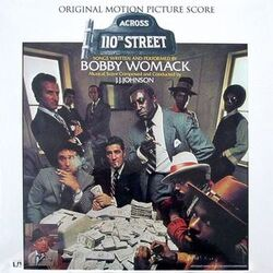 Bobby Womack & J.J. Johnson - Across 110th Street (OST) - Complete LP