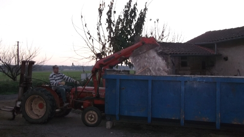 Travaux hiver 2012