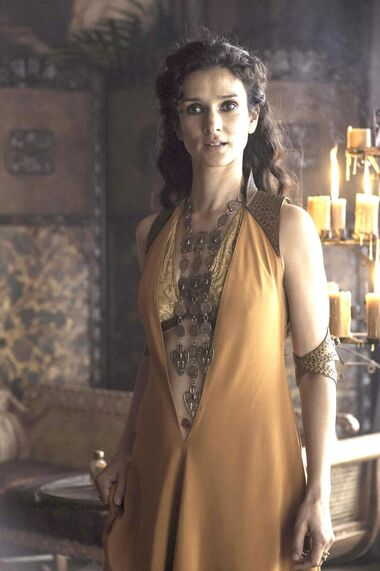 Tissu pour robe Ellaria ou Aspics des Sables