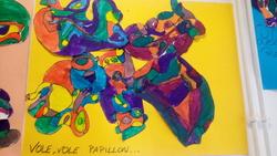 Art abstrait en GS