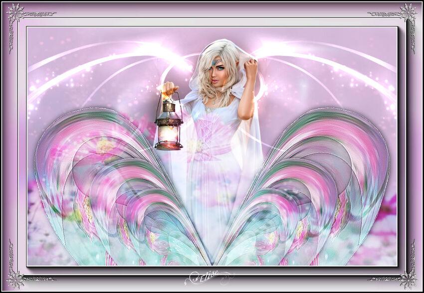 Tutoriel n° 8: la fée papillon