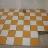 Pose carrelage de la salle de bain (10)