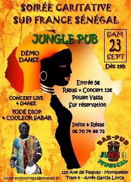 ★ Concert Fodé Diop & Couleur Sabar [23 Sept 2017]