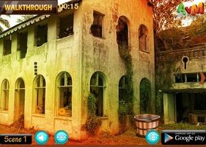Jouer à Old mesmerizing house escape