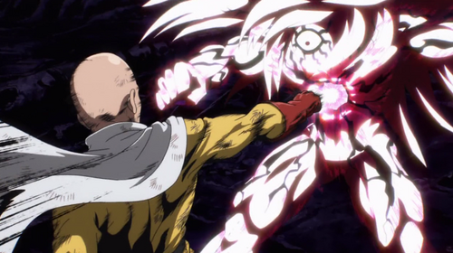 One Punch Man 12 ou L'homme un coup