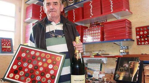 Capsules de Champagne