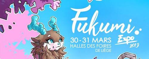 Fukumi Expo 2019 - Début des conventions