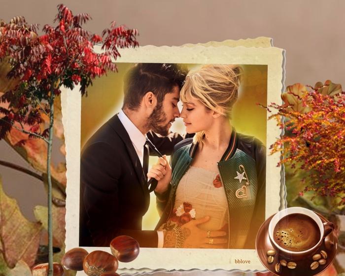 ❤️ Les vendanges sont finis et l'automne a bien avancé les journées son fraiches ❤️