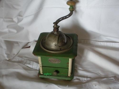 moulin cellulosique vert