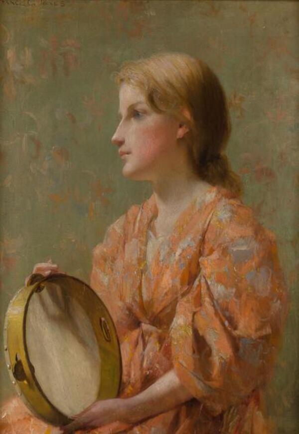 Peinture de : Francis Coates Jones