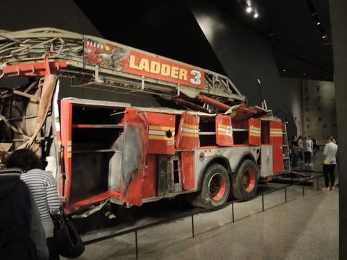 NEW YORK 2016- Jour 6- Ground Zero- le musée
