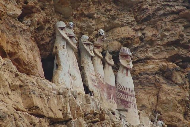Les étranges Sarcophages des Chachapoya (3)