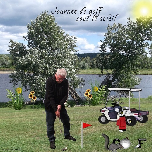 Kit Golf Day