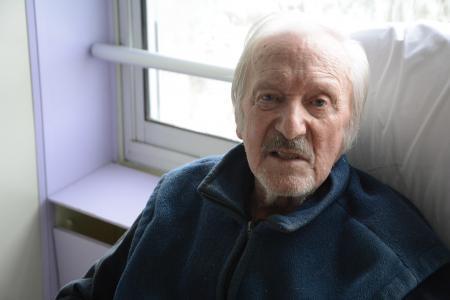 A 85 ans, il a été expulsé de son logement social