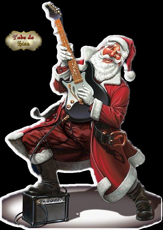 Père Noel Rocker