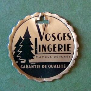 Etiquette Vosges Lingerie