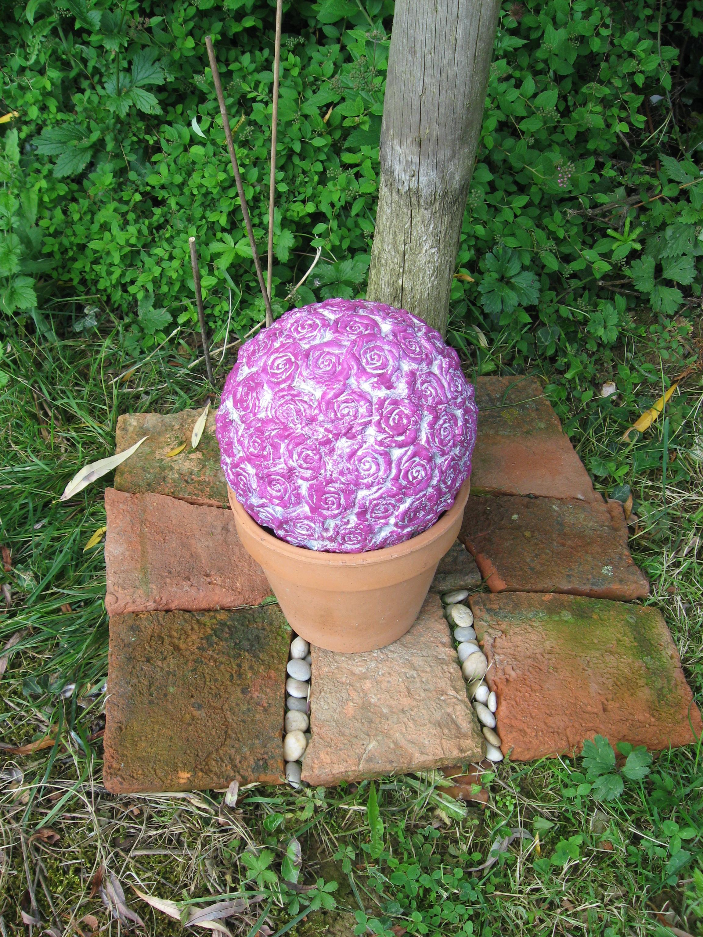 Deco jardin avec de la recup decorating ideas - Deco avec de la recuperation ...
