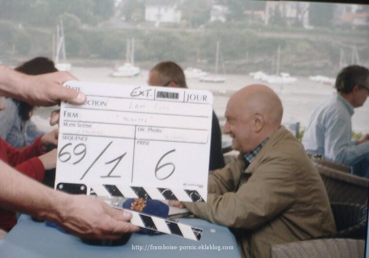 BALASKO-BLANC en tournage à Pornic