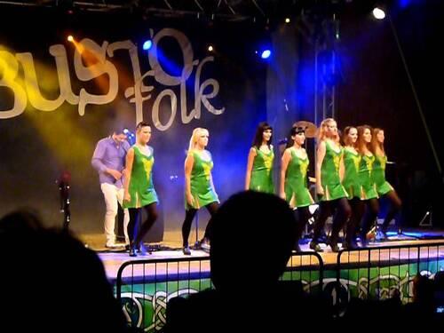 HEVIA - Busindre Reel Shuffle Irish Dance Mix  (Danse)