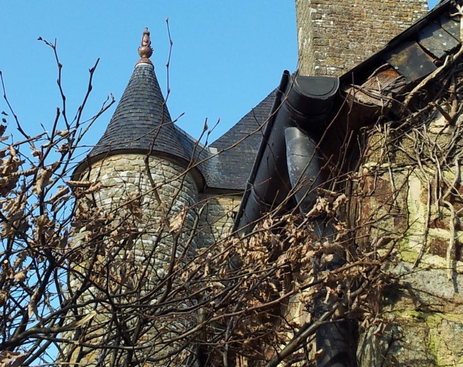 Le manoir de Bréquigny